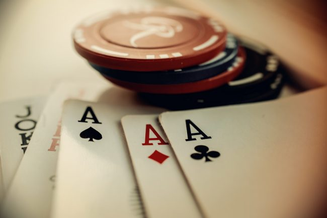 Poker Online Player